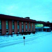 Вокзал в Лод. Поле... :: Юлия Марченко