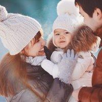 Семейная фотосъемка :: Ольга Самойлова