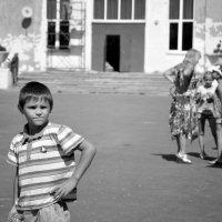 главный во дворе :: Татьяна Соловьева