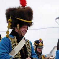 Поручик, это неприличный анекдот! :: Алексей Акинфеев