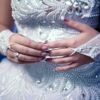 Волнение невесты :: Хелена (Алёна) Клочко