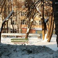 Наш двор :: Ирина Татьяничева