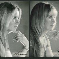 Свободная копия портрета :: Наталья Шорохова