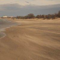 Песок и шторм :: Alex Romanov
