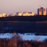 Золото заката :: Сергей Беляев