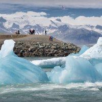 Jokulsarlon, Iceland :: Mikhail Afanasev
