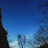 Ночной вид из окна :: Анна С