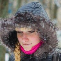 В мороз :: Irina Evushkina