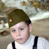 Мой солдат :: Надюшка Трубникова