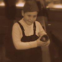 Мой сын в музее :: Надюшка Трубникова