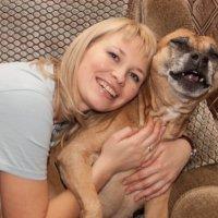 Легендарная собака улыбака :: Екатерина Шматько