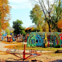 парк :: Катя Новосельцева