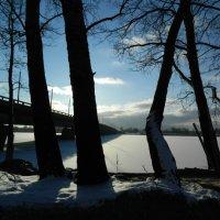 У реки.... :: Lina Liber