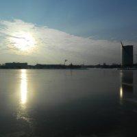 Ледяное солнце :: Lina Liber