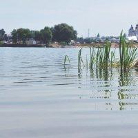 озеро при монастыре :: Алёна Андреяненкова