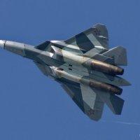 Т-50 ПАК ФА :: Дмитрий Бубер