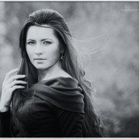 черно-белый портрет :: Ольга Ушакова