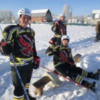 Хоккеисты... :: Владимир Павлов