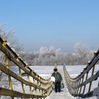 На мосту... :: Владимир Павлов