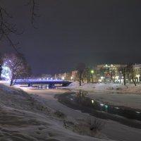 зимний пейзаж :: Константин Шаповалов