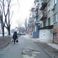 серые будни :: Александр Кузин