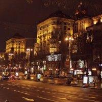 Ночной Киев :: Валерия Коваленко