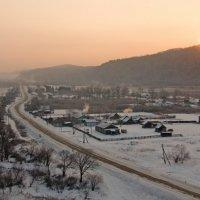 Морозное утро :: Sergei P
