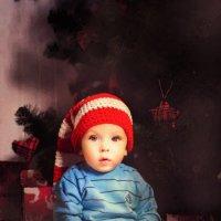 Маленький Санта :: Анна Альтман