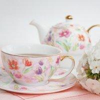 утренний чай :: Татьяна Герц