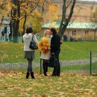 Поцелуй при свидетеле :: Вадим Лячиков