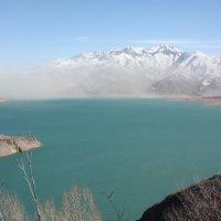 Чарвак зимой :: Shukhrat Rasulev