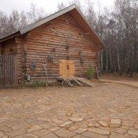 Белорусский хутор. :: Yuri Chudnovetz