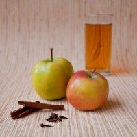 Корица с яблоком :: Юлия Fa