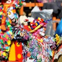 Clown :: человечик prikolist
