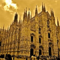 Milano Duomo :: Сания Киришева