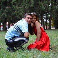 Две половинки... :: Виктория Годына
