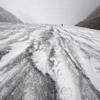 Петр Захаров - На леднике Большой Актру Алтай