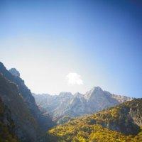 в горах :: Zak Doguzov