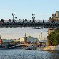 Московские мосты :: Дмитрий Бубер