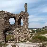Старая крепость :: Андрей Агешин