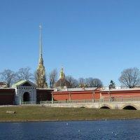 Иоанновский мост и одноименные ворота. :: Олег Попков