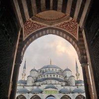 Мечеть Султанахмета :: Адель Гайнуллин