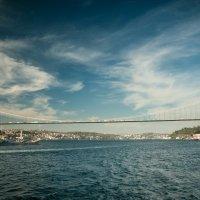 Мост через Босфор :: Адель Гайнуллин
