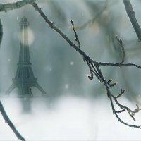 Опять в Париж захотелось... :: Ирэна Мазакина