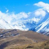 Кавказский хребет РСО-Алания :: Zak Doguzov
