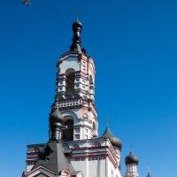 Храм Дмитрия Солунского в Москве :: Дмитрий Грибанов