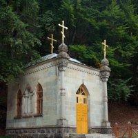 Купальня в Космо-Домиановском мужском монастыре :: Дмитрий Грибанов