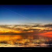 Закат у берегов Мексики :: Алексей Латыш