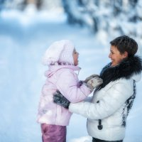 зима :: Наталья Коледа
