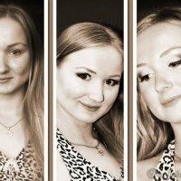 свадебный макияж :: Леся Булгакова